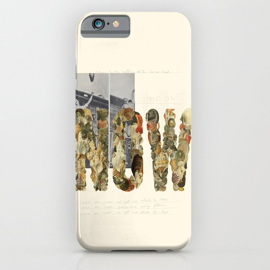 NOW! iPhone & iPod Case