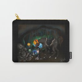 A new discovery Carry-All Pouch