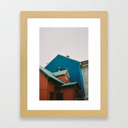 Iceland #2 Framed Art Print