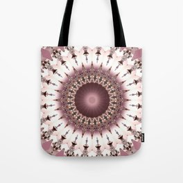 Luxury Mandala Tote Bag