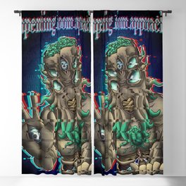 Moon Lord- Terrarias Blackout Curtain
