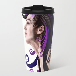 Memories of the past, the time of hopes and trust Travel Mug