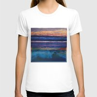 square T-shirts featuring Square by Anna Harding