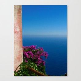 Ocean of Memories Canvas Print