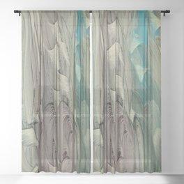 Ereshkigal Sheer Curtain
