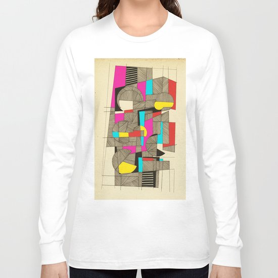 - architecture#03 - Long Sleeve T-shirt