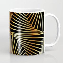 Rotating squares Coffee Mug