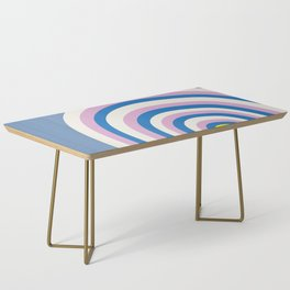 Curv Coffee Table