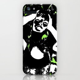 Eat Your Greens iPhone Case