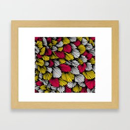 Happy abstract: Seaworld Nr:02 Framed Art Print