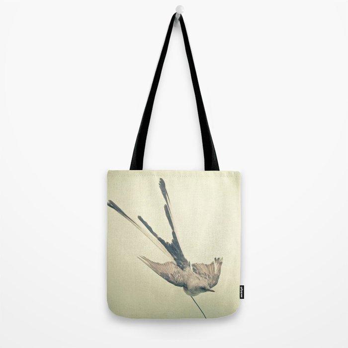 Bird Study #1 Tote Bag