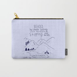 Skipping Carry-All Pouch