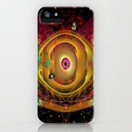 Observer iPhone Case