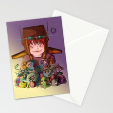 EL DESTRUCTOR Stationery Cards