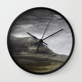 Scotland #1 Wall Clock