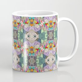 Otto the Grocer tessellation Coffee Mug