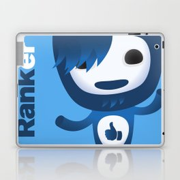 Up Vote Ranky Laptop & iPad Skin