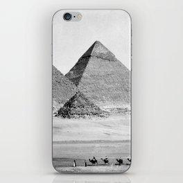 Pyramids of Gizeh iPhone Skin