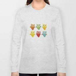 Owl Fun Long Sleeve T-shirt