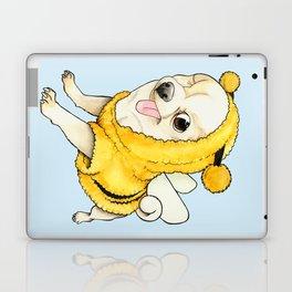 Chihuahua - YOGURT the pirate dog  Laptop & iPad Skin