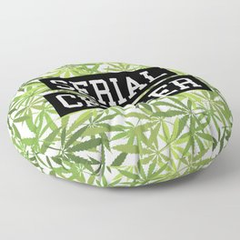 Serial Chiller Floor Pillow