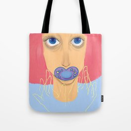 Nur-sir-ee Tote Bag