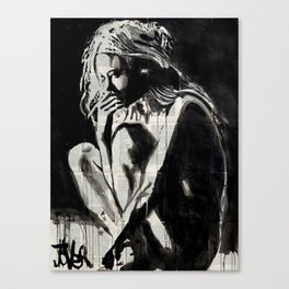 LITTLE WONDER Canvas Print