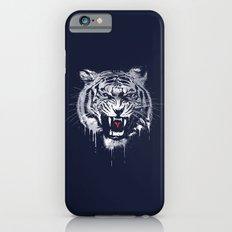 Melting Tiger Slim Case iPhone 6s