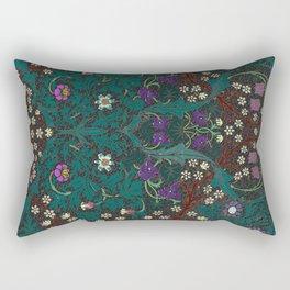 Blackthorn - William Morris Rectangular Pillow