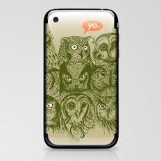 Wisdom to the Nines iPhone & iPod Skin