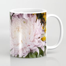 Dahlias in Bloom Coffee Mug