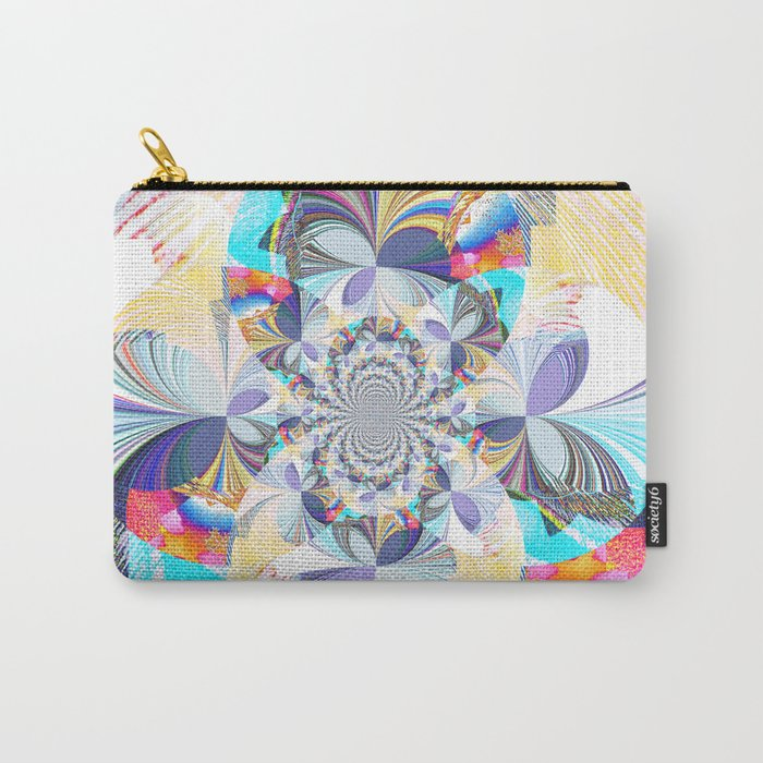 Beautiful Crash Carry-All Pouch