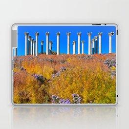 Capitol Arboretum Columns Laptop & iPad Skin