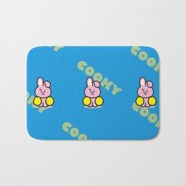 BTS Jungkook BT21 Cooky Bath Mat