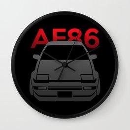 Toyota AE86 Hachi Roku Wall Clock