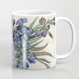 Vincent Van Gogh - Irises 2 Coffee Mug