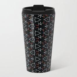 Pattern{93} Metal Travel Mug