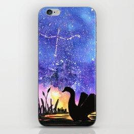Cygnus iPhone Skin