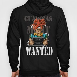 Guardias Most Wanted Hoody
