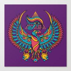Eye of Horus Canvas Print