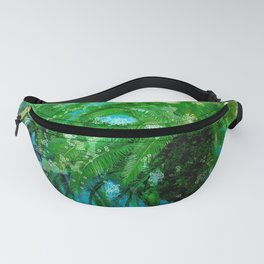 Palm Trees In Art 2 Fanny Pack