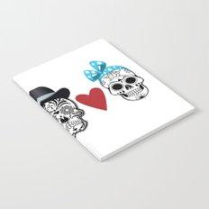 Sugar Skull Love Notebook
