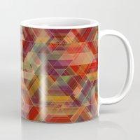 pin up Mugs featuring Pin Up by Spyck