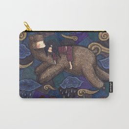 Alpaca's Night Out Carry-All Pouch