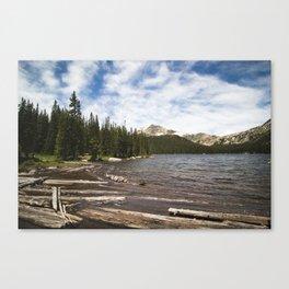TIMBERLINE LAKE Canvas Print