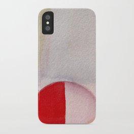 Subtleties iPhone Case