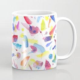 Abstract Painterly Brushstrokes Coffee Mug