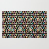 video games Area & Throw Rugs featuring Toys, Games and Candy by S. Vaeth