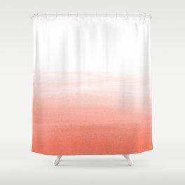 Blush Wash Shower Curtain