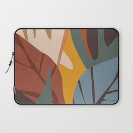 Abstract Art Jungle Laptop Sleeve